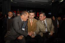 Нурсеит А.Ш. – Ректор «Евразийского Института Рынка», Мамиров Х.С. – основатель «Дисплейинтермедиа», Бизнес-клуб «Деловые Знакомства Казахстана».