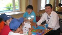 Член жюри Республиканского математического турнира для младших классов «БАСТАУ», победитель международных олимпиад по математике - Рустем Медетов, Листинг инвестиционно-привлекательных персон Казахстана www.VIPlisting.biz