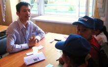 Член жюри Республиканского математического турнира для младших классов «БАСТАУ», победитель международных олимпиад по математике - Алпамыс Шуртабаев, Листинг инвестиционно-привлекательных персон Казахстана www.VIPlisting.biz