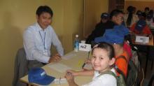 Член жюри Республиканского математического турнира для младших классов «БАСТАУ» победитель республиканской олимпиады по физике - Арсен Шнашев, Листинг инвестиционно-привлекательных персон Казахстана www.VIPlisting.biz.